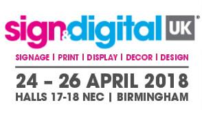 Sign & Digital Event Logo