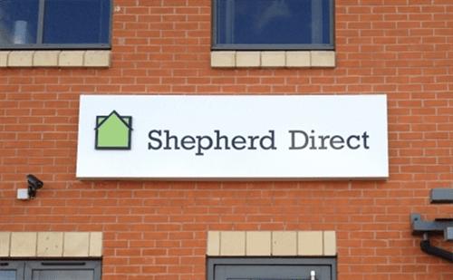 shepherd direct signage