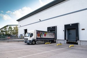 gregorys distribution truck